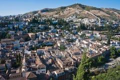 Spain. Granada Royalty Free Stock Photos