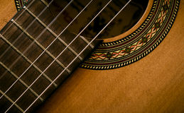 Spain guitar Royalty Free Stock Photography