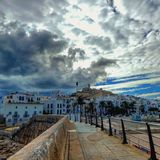 Spain ibiza eivissa stock photography
