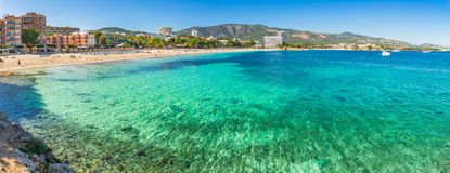 Spain Majorca Beach Palmanova Stock Photography