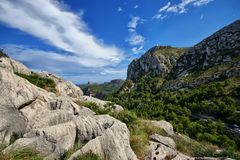 Spain Majorca Cap De Formentor Royalty Free Stock Photo