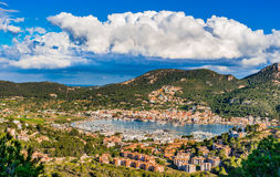 Spain Majorca Port de Andratx Stock Photography
