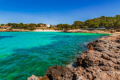Spain Majorca of Porto Colom Royalty Free Stock Photos