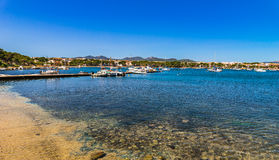 Spain Majorca Porto Colom Royalty Free Stock Photos