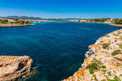Spain Majorca Porto Colom Royalty Free Stock Image