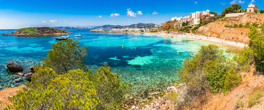 Spain Majorca Puerto Portals Nous Royalty Free Stock Images