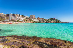 Spain Majorca seaside Cala Major Stock Photo