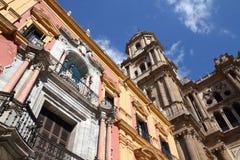 Spain - Malaga Royalty Free Stock Photography