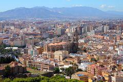 Spain - Malaga Stock Photos
