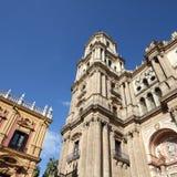 Spain - Malaga Royalty Free Stock Image