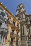 Spain, malaga Royalty Free Stock Photos