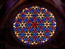 Spain, mallorca, palma, cathedral Royalty Free Stock Image
