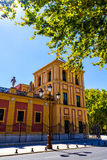 Spain, Palacio de San Telmo Royalty Free Stock Photo