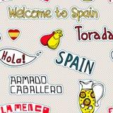 Spain pattern