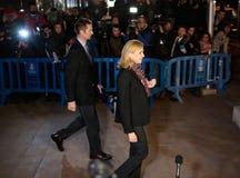 Spain princess Cristina and husband Urdangarin Royalty Free Stock Photos