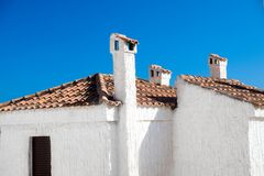 Spain real estate Stock Images