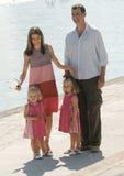 Spain royal family Royalty Free Stock Image