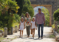 Spain royals 012 Stock Photography