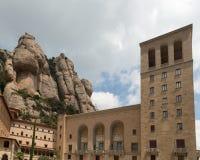 Spain's Montserrat Stock Image