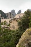 Spain's Montserrat Royalty Free Stock Images