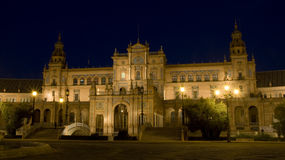 Spain's Square of Seville Stock Photos