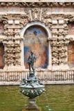 Spain, seville, alcazar Royalty Free Stock Photo