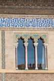 Spain, seville, alcazar Royalty Free Stock Photography