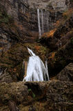 Spain: source of the Mundo River Royalty Free Stock Photography
