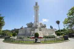 Spain Square, Cadiz, Spain (Plaza de España) Stock Photography