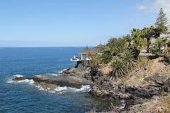 Spain, Tenerife, Playa de Las Americas Stock Photos
