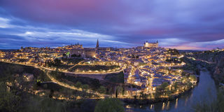 spain toledo Royaltyfria Bilder