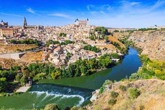 spain toledo Royaltyfri Bild