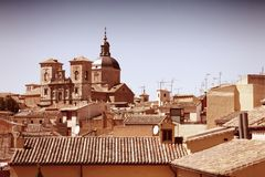 Spain - Toledo Royalty Free Stock Images