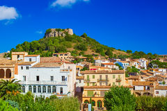 Spain town Stock Photography