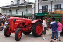 spain traktor Arkivbilder