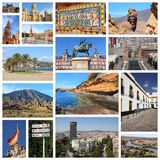 Spain Royalty Free Stock Photos