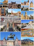 Spain travel Royalty Free Stock Photography