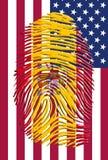 Spain USA Royalty Free Stock Photo