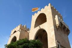 Spain - Valencia Royalty Free Stock Photos