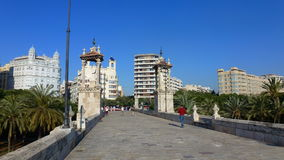 Spain. Valencia. Stock Images