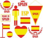 Spain Royalty Free Stock Photos