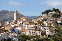 Spain Village Stock Photos