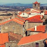 Spain village Stock Photo