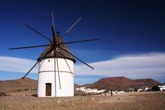 Spain windmill Stock Photos