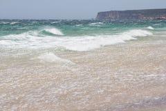 Spain& x27; s-kust Arkivbild
