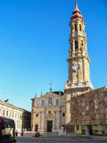 Spain. Zaragoza Stock Image