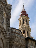 Spain. Zaragoza Stock Photography