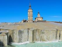 Spain. Zaragoza Stock Photography