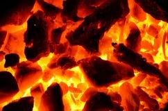 spalanie Obrazy Stock