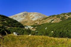 Spalena Peak in Western Tatras Stock Photo